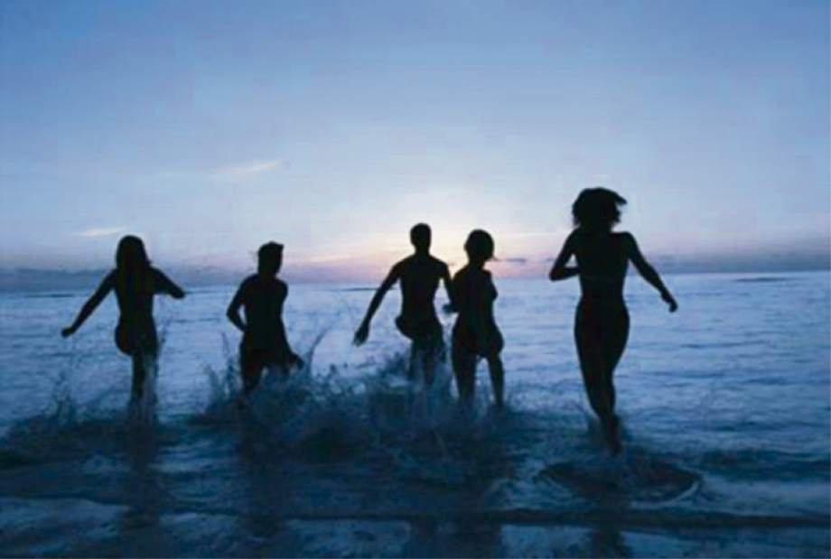Beach nude sex Nudist Beach