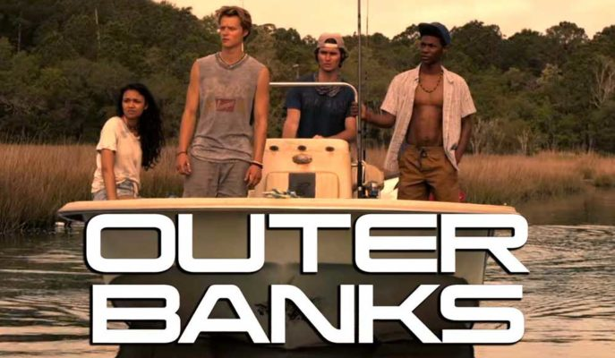 "Outer Banks"" on Netflix is binge-worthy fun, not a documentary ..."