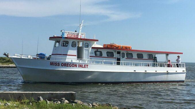 Miss Oregon Inlet head boat fishing
