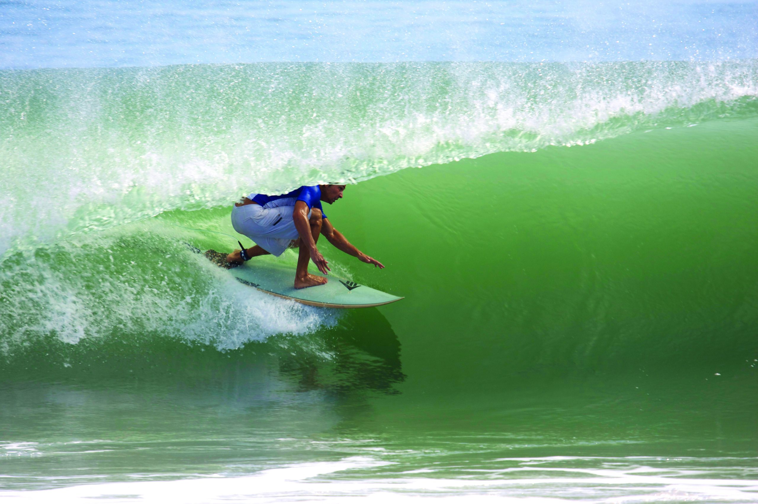 Surfing in Nags Head