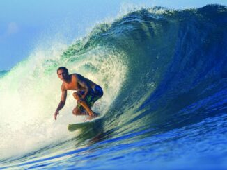 Surfing in the Outer Banks