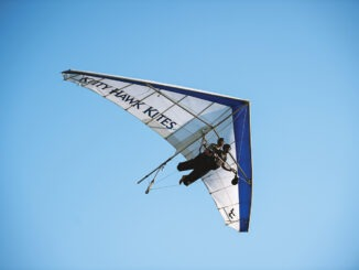 Kitty Hawk Kites tandem hang gliding