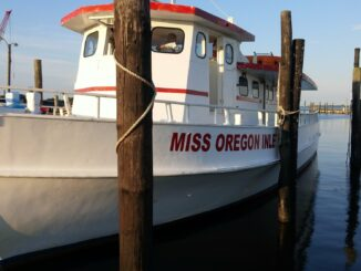 Miss Oregon Inlet Head Boat