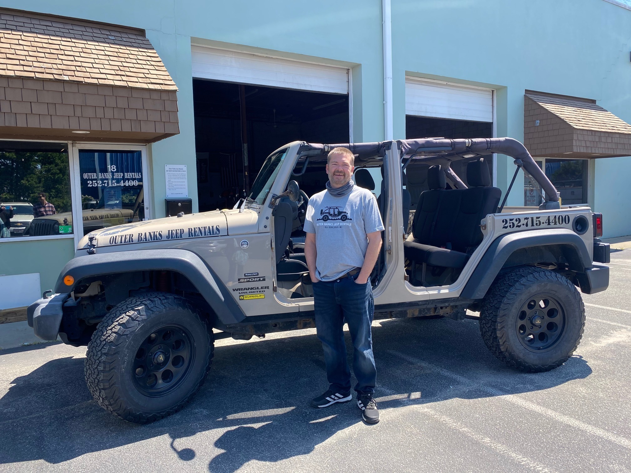 Next Outer Banks Jeep Rentals has a new owner - OBXToday.com